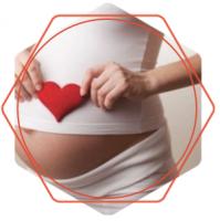 Рекламное описание мед услуги: подготовка к родам