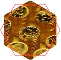 Рекламная статья с ключами: покупка золота