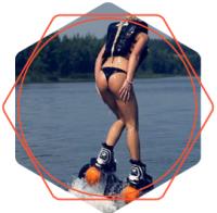 Рекламный текст: акция от Flyboard Russia
